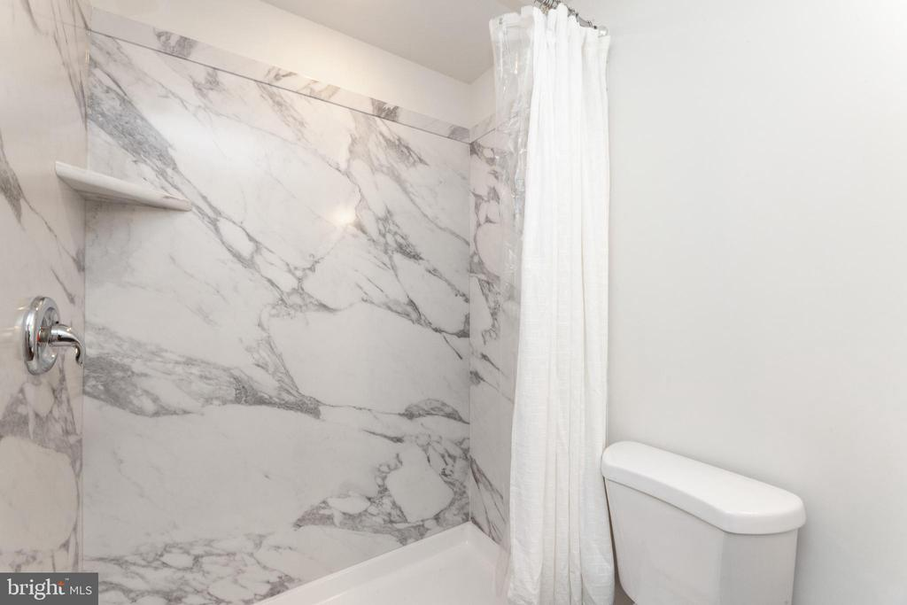 Newly Updated Bathroom - Lower Level - 2058 ALDER LN, DUMFRIES