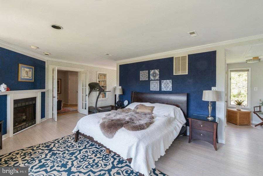Main bedroom - 39895 THOMAS MILL RD, LEESBURG