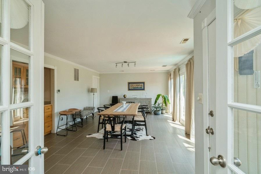 Formal dining room - 39895 THOMAS MILL RD, LEESBURG