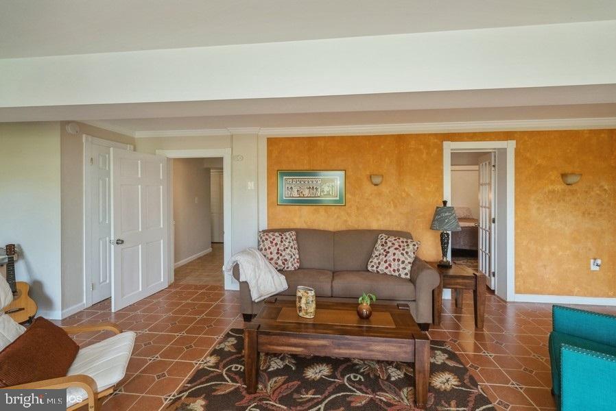 Lower level family room - 39895 THOMAS MILL RD, LEESBURG