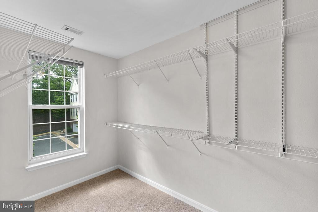 Primary Closet - 8050 NICOSH CIRCLE LN #42, FALLS CHURCH
