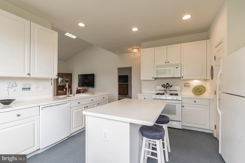 Recessed lighting in kitchen - 13843 CRABTREE WAY, GAINESVILLE