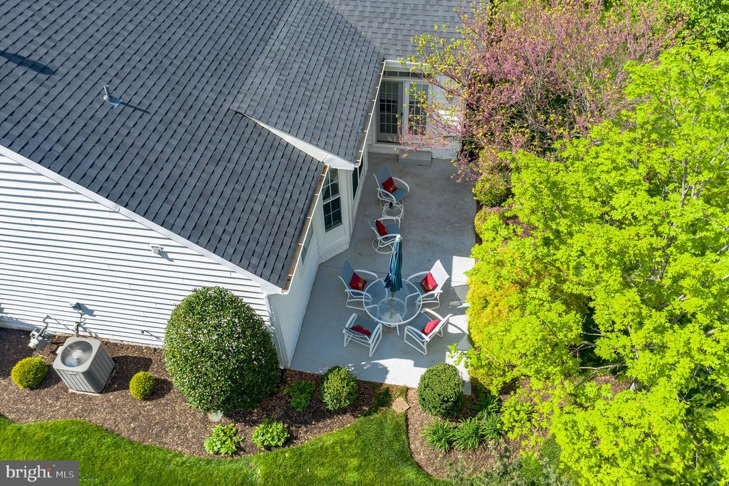 Large patio - 13843 CRABTREE WAY, GAINESVILLE