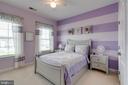 Bedroom #3 Isn't this room beautiful? - 2094 TWIN SIX LN, DUMFRIES