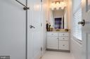 Vanity area for Bedroom #3 - 2094 TWIN SIX LN, DUMFRIES
