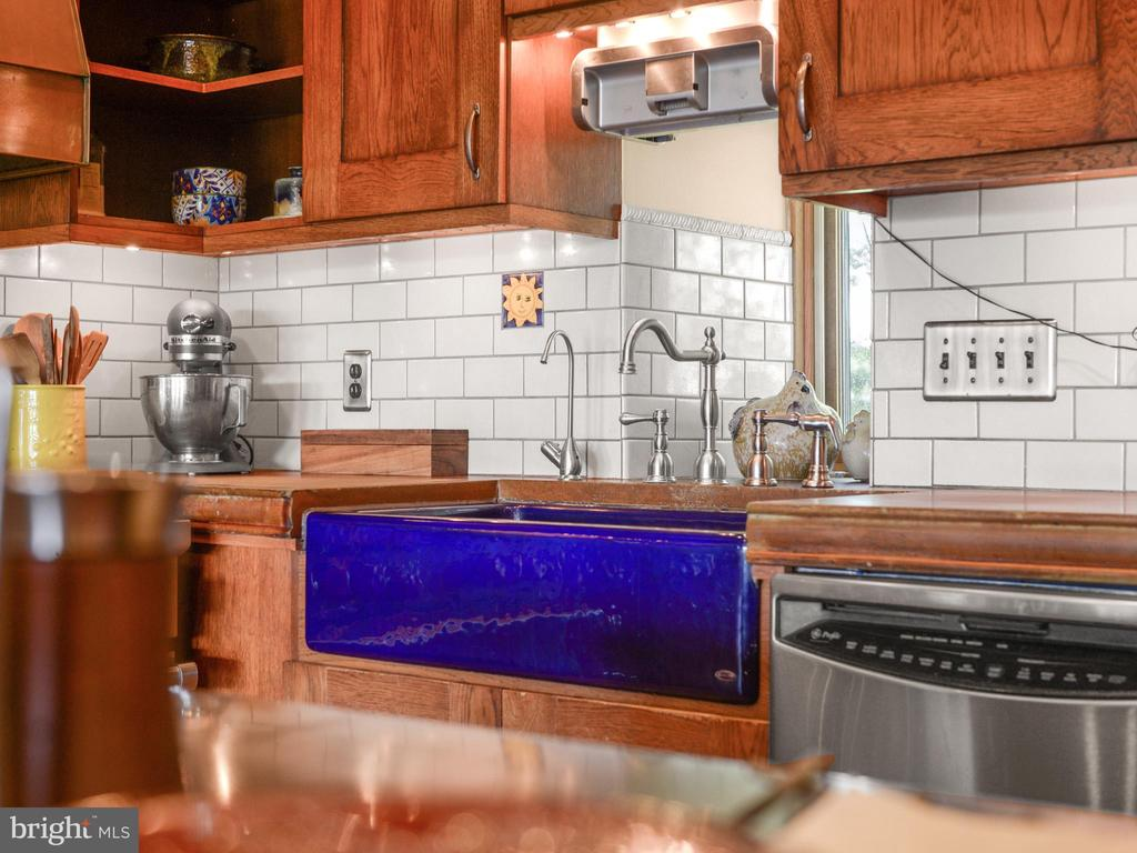 Top of the line kitchen - 11024 OLD FREDERICK RD, THURMONT