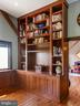 Built-in Cabinets in Bonus Room - 11024 OLD FREDERICK RD, THURMONT