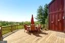 Overlooking pool and pond - 11024 OLD FREDERICK RD, THURMONT