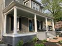 Just love the porch. - 310 AMHERST ST, WINCHESTER