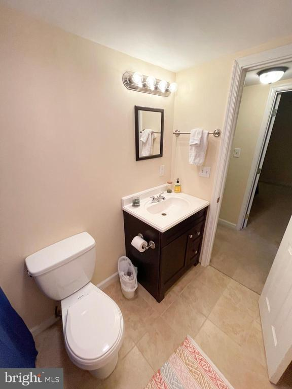 Basement Full Bath - 1501 BROOKE RD, STAFFORD