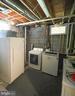 Basement Laundry Room - 1501 BROOKE RD, STAFFORD