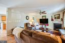 Entire interior is painted in neutral colors - 301 BURR DR, RUTHER GLEN
