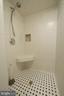 Basement Shower - 5605 STILLWATER CT, BURKE