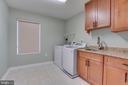 Main laundry room upper level - 916 N CLEVELAND ST, ARLINGTON