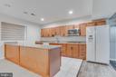 Basement kitchen - 916 N CLEVELAND ST, ARLINGTON