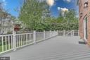 Backyard deck 2 - 916 N CLEVELAND ST, ARLINGTON