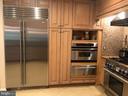 Kitchen - 6166 POHICK STATION DR, FAIRFAX STATION