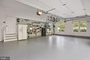 Over sized Garage - 3701 MAPLE HILL RD, FAIRFAX