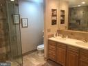Master bathroom - 6166 POHICK STATION DR, FAIRFAX STATION