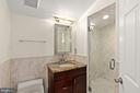 Owner's Bath - 8001 THORNLEY CT, BETHESDA