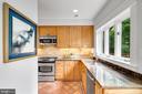 Kitchen - 3605 34TH ST NW, WASHINGTON