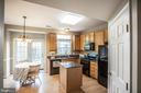 Kitchen/Dining Room Combo! - 9818 MAITLAND LOOP, BRISTOW