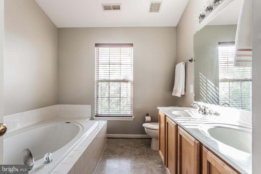 Primary Bathroom! - 9818 MAITLAND LOOP, BRISTOW