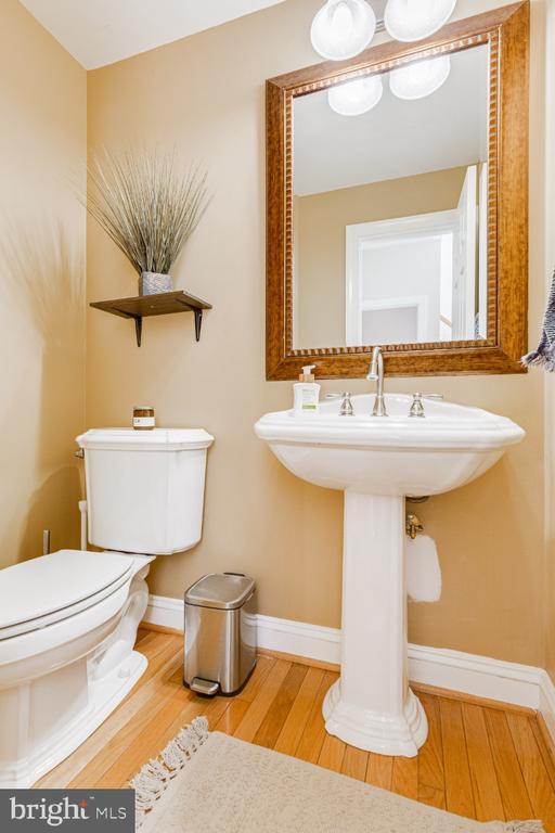Alt view of powder bathroom - 42308 GREEN MEADOW LN, LEESBURG