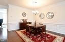 Formal dining - 42615 LISBURN CHASE TER, CHANTILLY