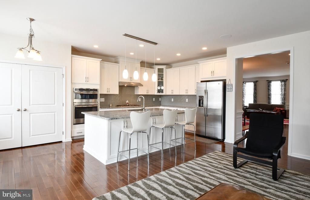 Gorgeous Chef's kitchen - 42615 LISBURN CHASE TER, CHANTILLY