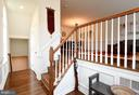 Gleaming hardwood floors - 42615 LISBURN CHASE TER, CHANTILLY