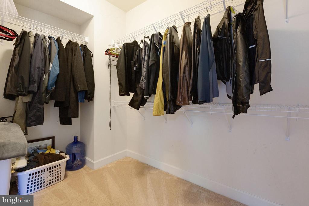 2nd Primary bedroom WIC - 15080 ADDISON LN, WOODBRIDGE