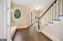 2nd Staircase - 7301 DULANY DR, MCLEAN