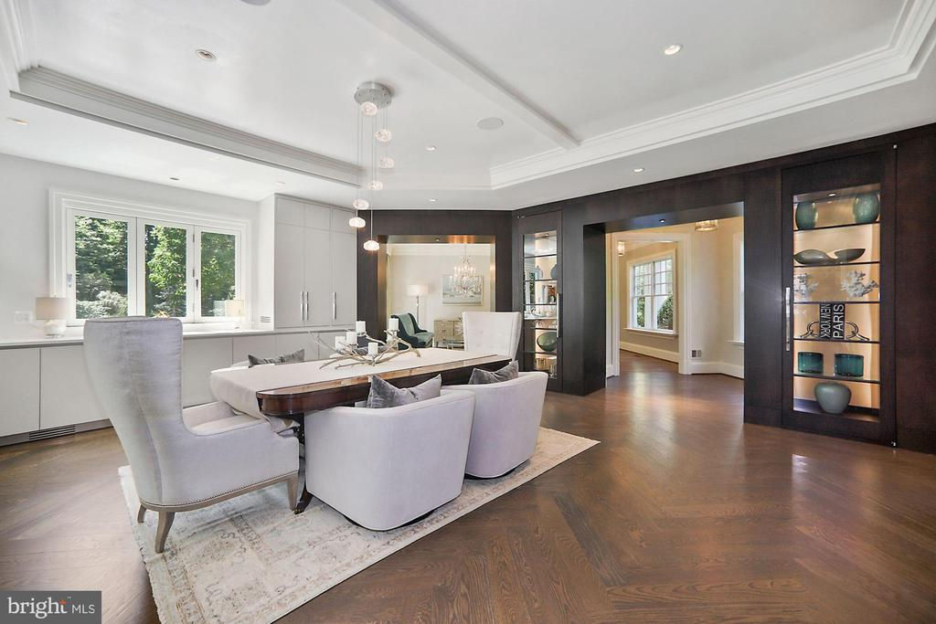Breakfast Area - 7301 DULANY DR, MCLEAN