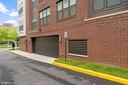 Garage in rear of the building - 11200 RESTON STATION BLVD #301, RESTON