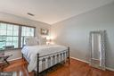 spacious bedroom - 20303 BEECHWOOD TER #303, ASHBURN
