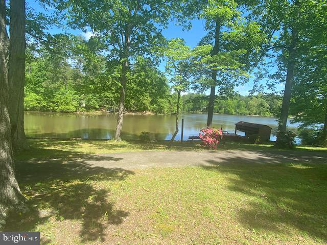 12 acre lake! - 323 CRUMP DR, RUTHER GLEN