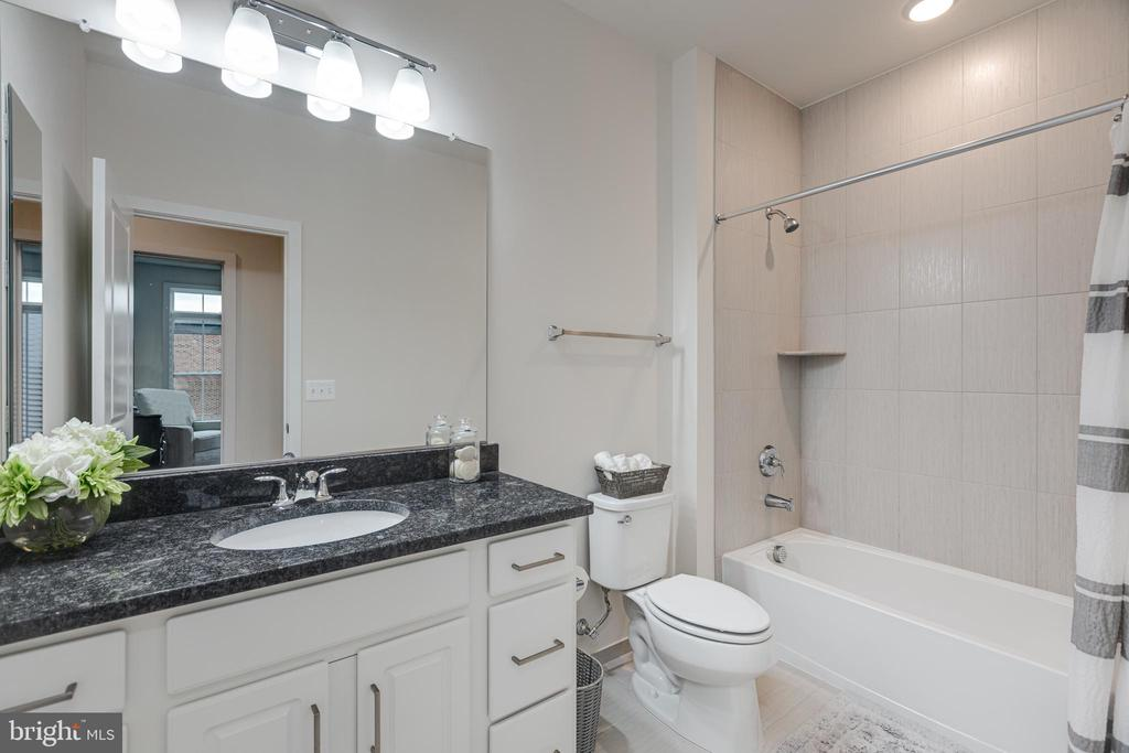 Hall bath - 42280 IMPERVIOUS TER, BRAMBLETON