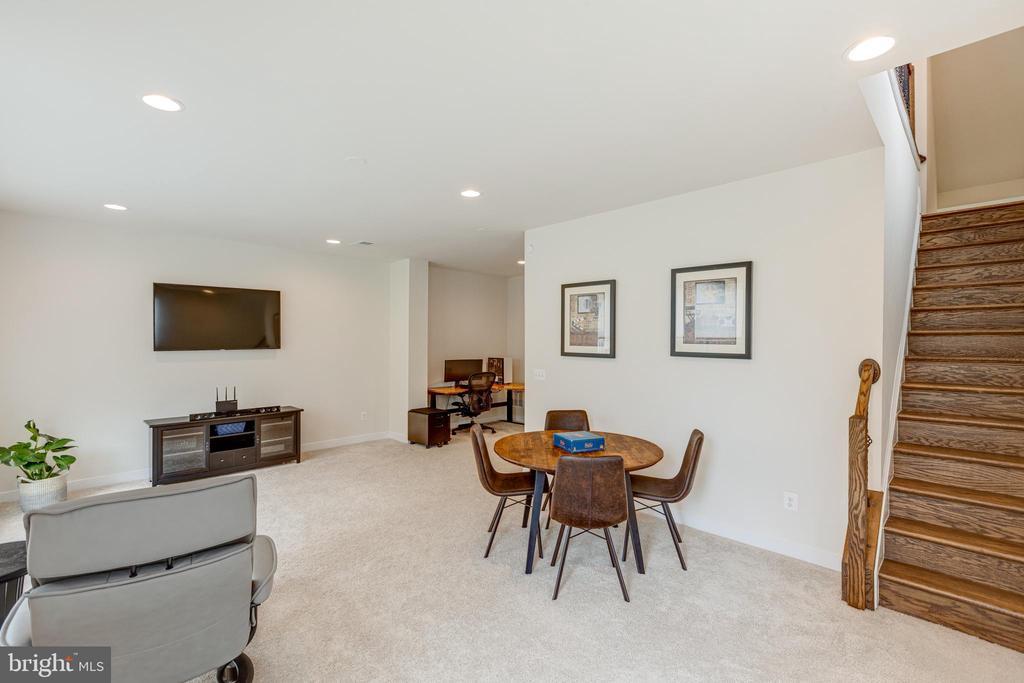 Rec Room - 42280 IMPERVIOUS TER, BRAMBLETON