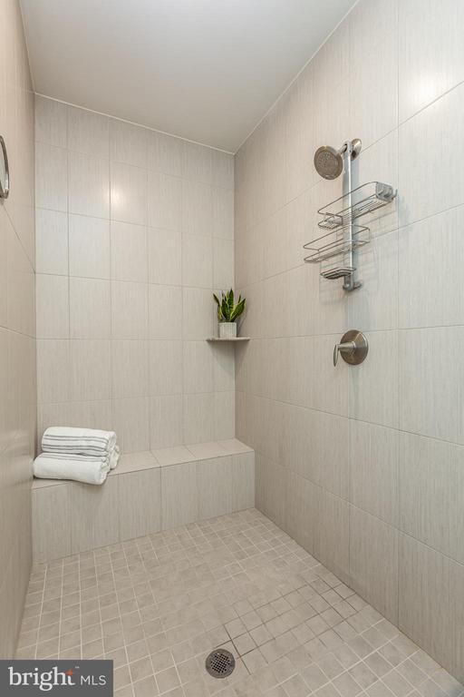 HUGE master shower! - 42280 IMPERVIOUS TER, BRAMBLETON