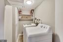 RARE separate laundry room - 3270 S UTAH ST, ARLINGTON