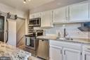Beautifully remodeled kitchen w/white cabinets - 3270 S UTAH ST, ARLINGTON