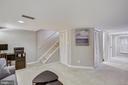 Spacious LL with plush carpeting - 3270 S UTAH ST, ARLINGTON