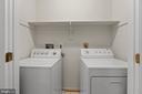 Laundry Room - 106 HAVERSACK CT NE, LEESBURG
