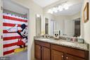 Hall Bathroom - 42266 KNOTTY OAK TER, BRAMBLETON