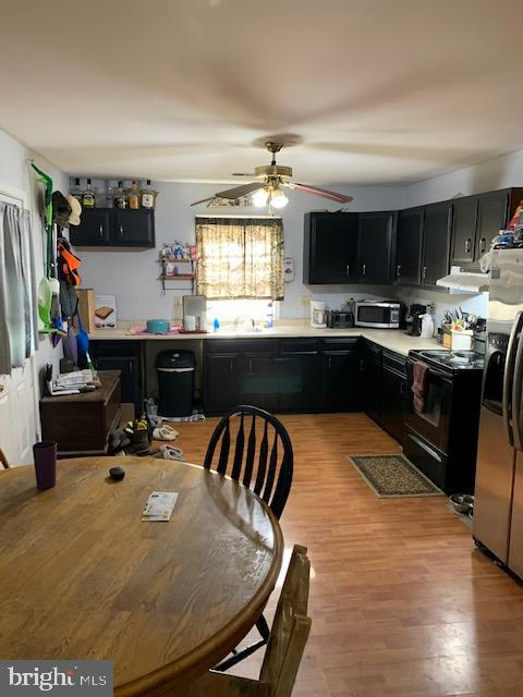 In-Law Suite Kitchen - 10612 SHEELEY RD, THURMONT