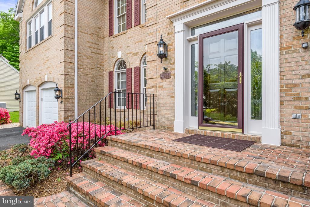 Front Door - 20441 WINFIELD PL, STERLING