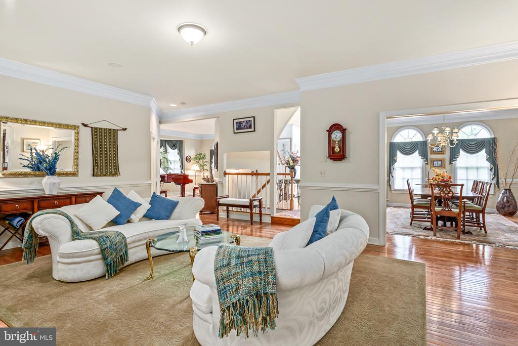 Family Room - 20441 WINFIELD PL, STERLING