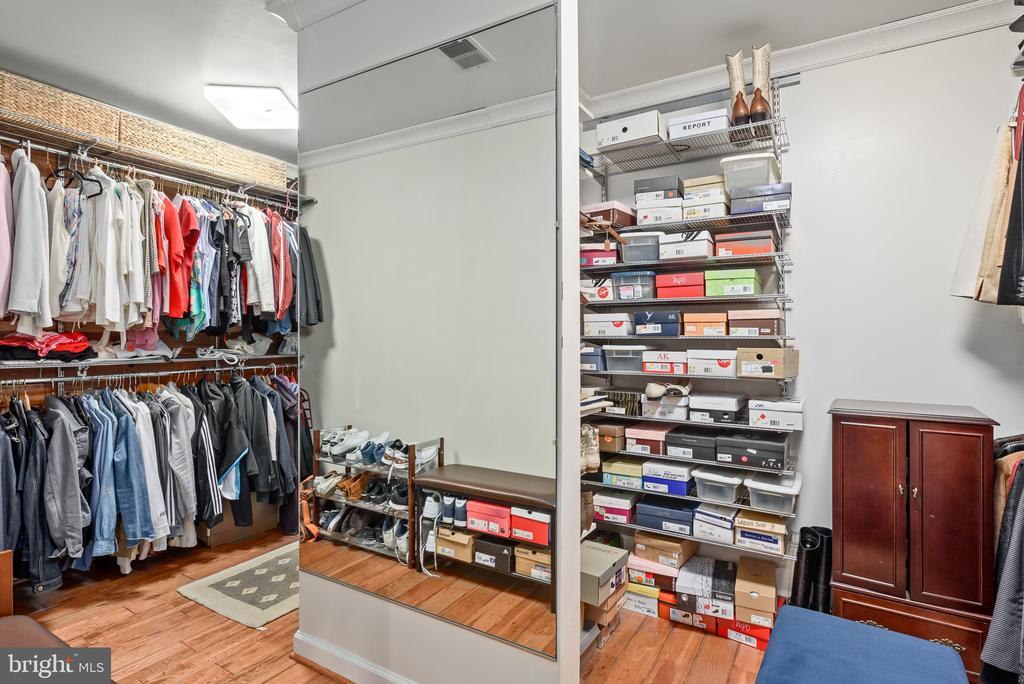 Master Walk-In Closet - 20441 WINFIELD PL, STERLING