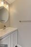 Main Level Half Bath - 44043 CHOPTANK TER, ASHBURN